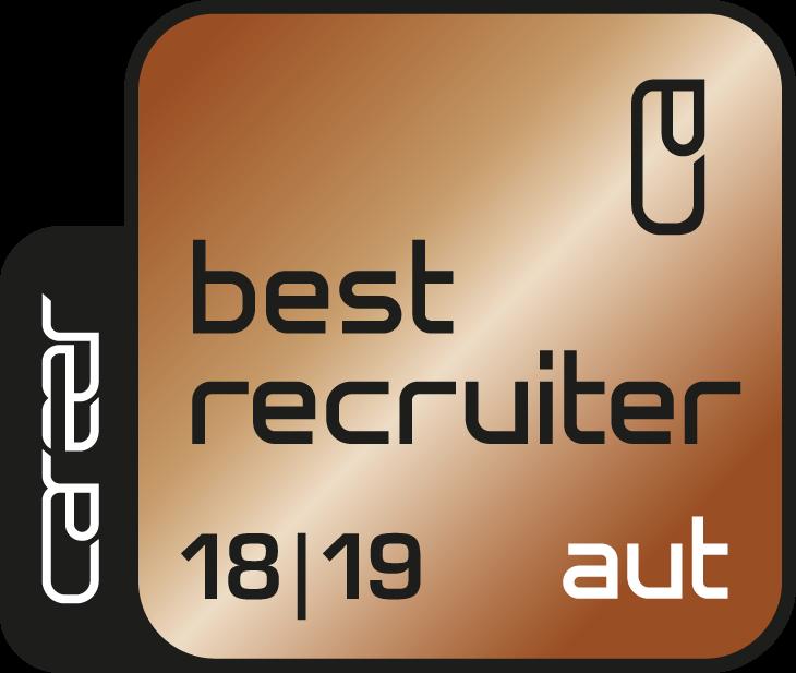 career best recruiter 18   19